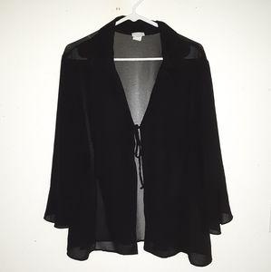 Studio C Plus coverup/jacket. GT16